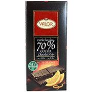 Valor Dark Chocolate w/ Orange