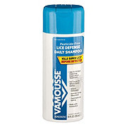 Vamousse Lice Defense Gentle Daily Shampoo