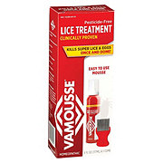 Vamousse Lice Treatment
