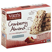 Van's Cranberry Almond Chewy Baked Whole Grain Snack Bars