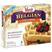 Van's International Original Belgian Waffles
