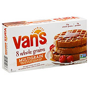 Van's Multigrain 8-Whole-Grain Waffles