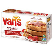 Van's Organic Whole Grain Waffles