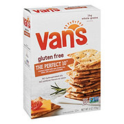 Van's The Perfect 10 Crackers