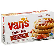 Van's Wheat and Gluten Free Totally Natural Waffles