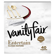 Vanity Fair Entertain Napkins