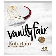 Vanity Fair Entertain Napkins