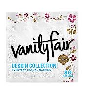 Vanity Fair Print Napkins