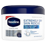 Vaseline Intensive Care Cream Extremely Dry Overnight