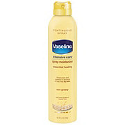 Vaseline Intensive Care Essential Healing Spray Lotion