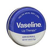 Vaseline Lip Therapy Original Tin