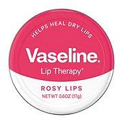 Vaseline Lip Therapy Rosy Lips Tin