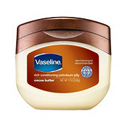 Vaseline Rich Conditioning Cocoa Butter Petroleum Jelly