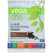 Vega One All-In-One Nutritional Shake Mix Singe, Mocha