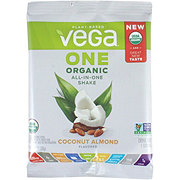 Vega One All-In-One Nutritional Shake Mix Single, Coconut Almond