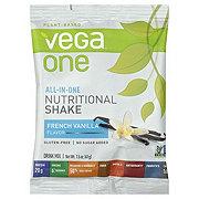 Vega One French Vanilla Nutritional Shake Packet