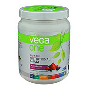 Vega One Mixed Berry Nutritional Shake