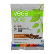Vega One Nutritional Shake, Vanilla Chai Single Packet