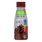 Vega Protein Nutrition Shake Chocolate Bottle