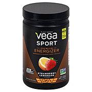 Vega Sport Energizer Strawberry Lemon Tub