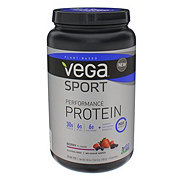 Vega Sport Performance Protein Drink Mix, Berry