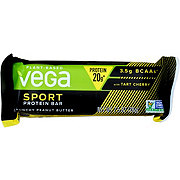 Vega Sport Protein Bar Chocolate Peanut Butter