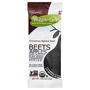 Veggie-Go's Cinnamon Spiced Beet Fruit & Veggie Snack