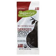 Veggie-Go's Organic Mountain Berry Spinach Fruit & Veggie Snack