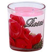 Veladoras Misticas Rosas Brilux Pink Cocktail Candle