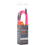 Ventev Chargesync Lighting iPhone Cable, Pink