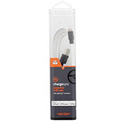 Ventev White Tangle Free USB Cable With Lightning Connector