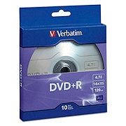 Verbatim 4.7GB DVD+R