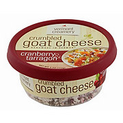 Vermont Creamery Crumbled Goat Cheese - Cranberry & Tarragon