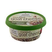 Vermont Creamery Crumbled Goat Cheese - Tomato & Basil