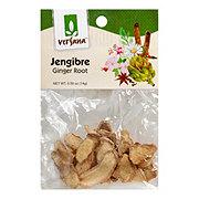 Versana Herbs & Teas Ginger Root