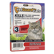 VetGaurd Plus Flea & Tick Treatment For Adult Cats