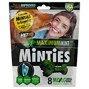 VetIQ Minties Dental Bones, Medium/large