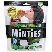 VetIQ Minties Dental Bones Tiny & Small Dog Treats