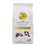 Via Bom Dia Dark Chocolate Cacao Medium Roast Ground Coffee