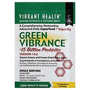 Vibrant Health Green Vibrance Single Packet