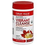 Vibrant Health Vibrant Cleanse Organic Diet