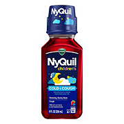 Vicks Children's NyQuil Cold & Cough Multi-Symptom Relief Cherry Liquid