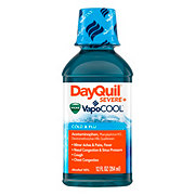 Vicks DayQuil Severe VapoCOOL Cold And Flu Liquid