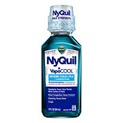 Vicks NyQuil Severe VapoCOOL Cold And Flu Liquid