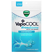 Vicks VapoCOOL Severe Medicated Drops