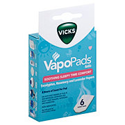 Vicks VapoPads Rosemary & Lavender Scent Refill Scent Pads