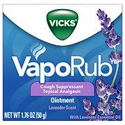 Vicks Vaporub Lavender Ointment