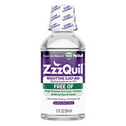 Vicks Zzzquil Soothing Mango Berry Alochol-Free Sleep Aid