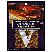 Victoria Taylor's Seasonings Cracked Black Pepper Steak