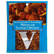 Victoria Taylor's Seasonings Moroccan Lemon Chicken